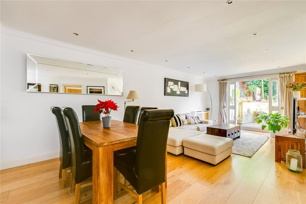 2 Bedrooms Flat for sale in Lyle Park, Putney Hill, Putney
