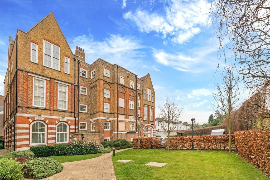 2 Bedrooms Flat for sale in Shepperton Road, Islington, London