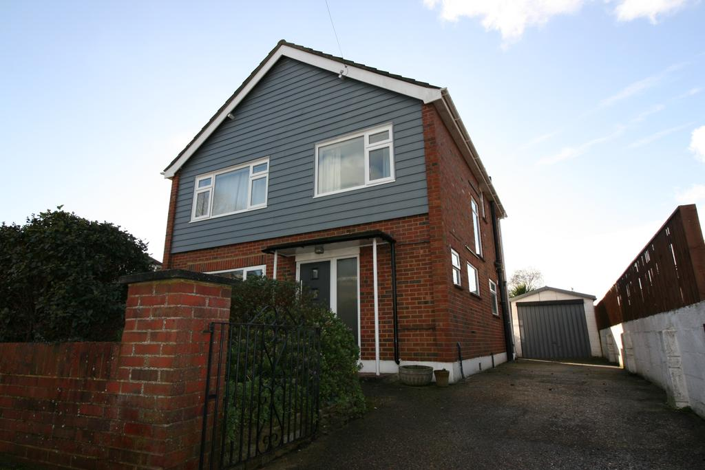 3 Bedrooms Detached House for sale in Warnford Road, Boscombe East BH6