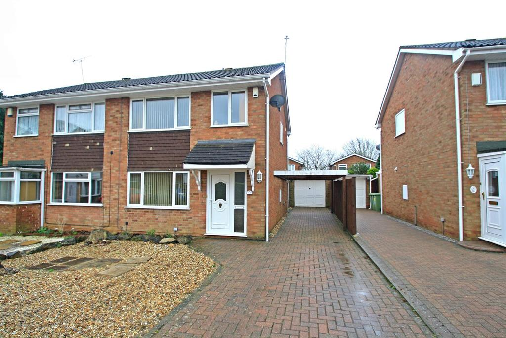 3 Bedrooms Semi Detached House for sale in Walton Heath, Bletchley, Milton Keynes