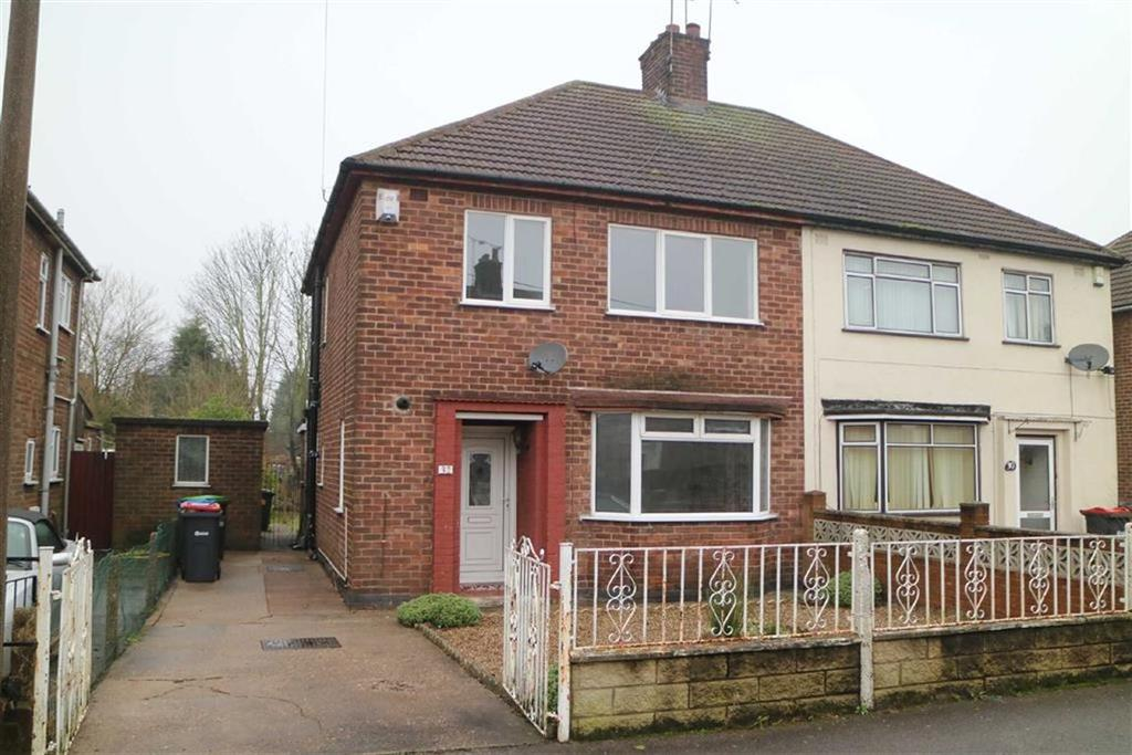 3 Bedrooms Semi Detached House for sale in Oak Street, Kirkby In Ashfield, Notts, NG17