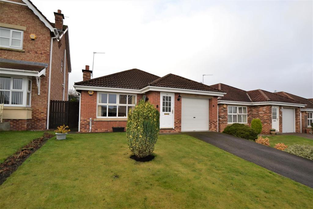 3 Bedrooms Detached Bungalow for sale in Greenhills, Byers Green, Spennymoor