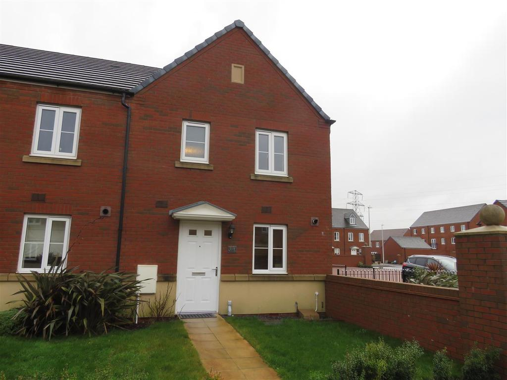 2 Bedrooms End Of Terrace House for rent in Stryd Bennett, Llanelli