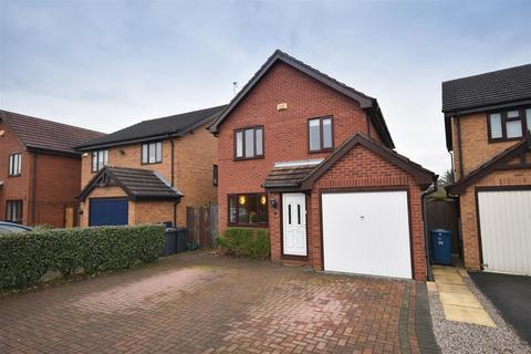 3 bedroom detached house for sale - Patterdale Close, Gamston, Nottingham