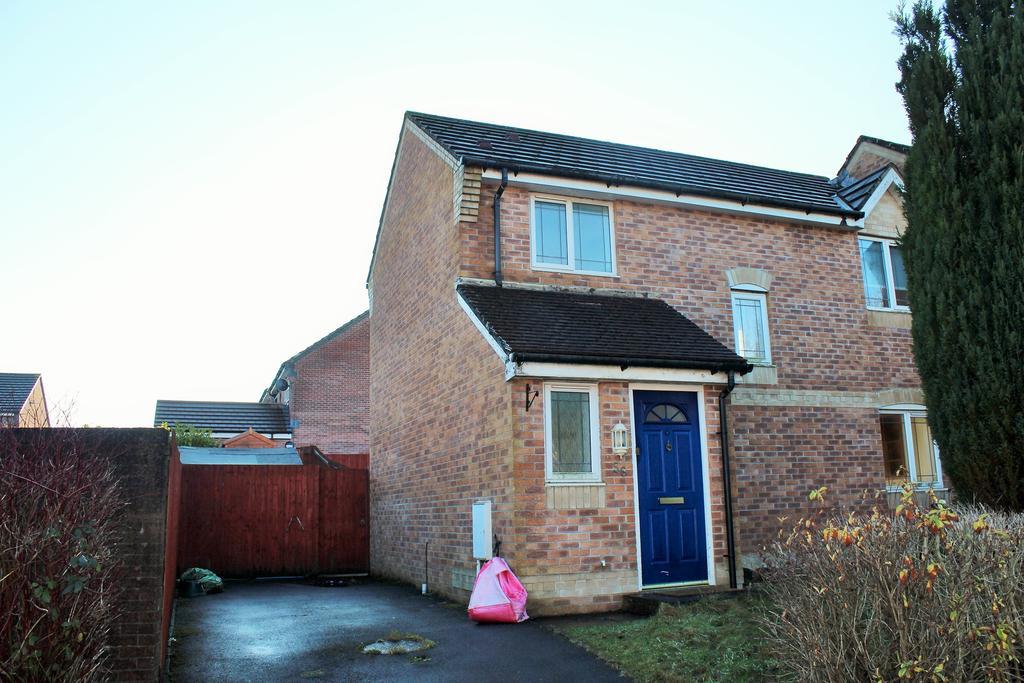 3 Bedrooms Semi Detached House for rent in Elm Crescent, Swansea
