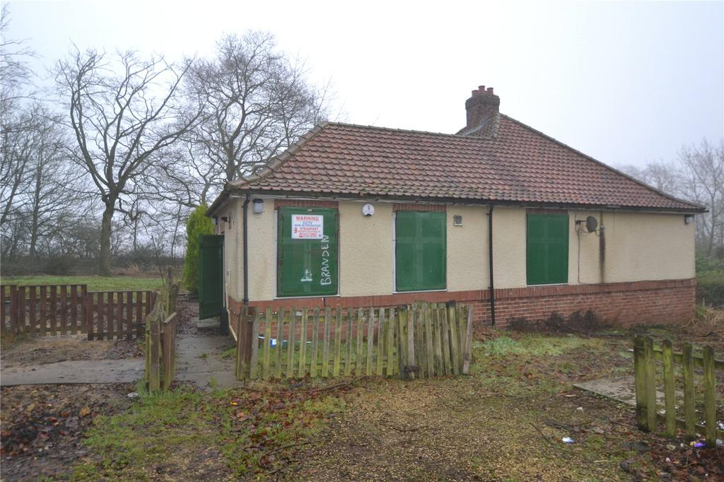 2 Bedrooms Detached Bungalow for sale in Park Keepers Cottage, Wingate, Co.Durham, TS28