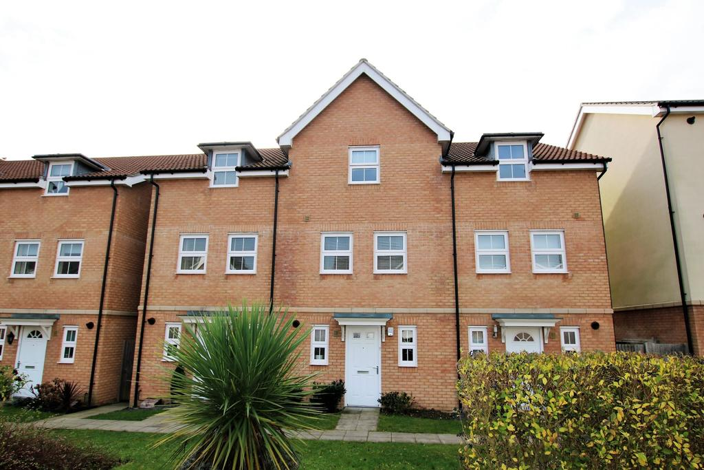 4 Bedrooms Town House for sale in Hedge End, Southampton