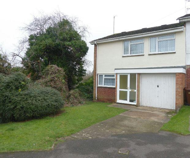 3 Bedrooms End Of Terrace House for sale in Reid Close, Banbury