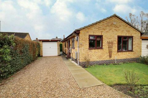 2 bedroom bungalow for sale - The Poplars, Leicester