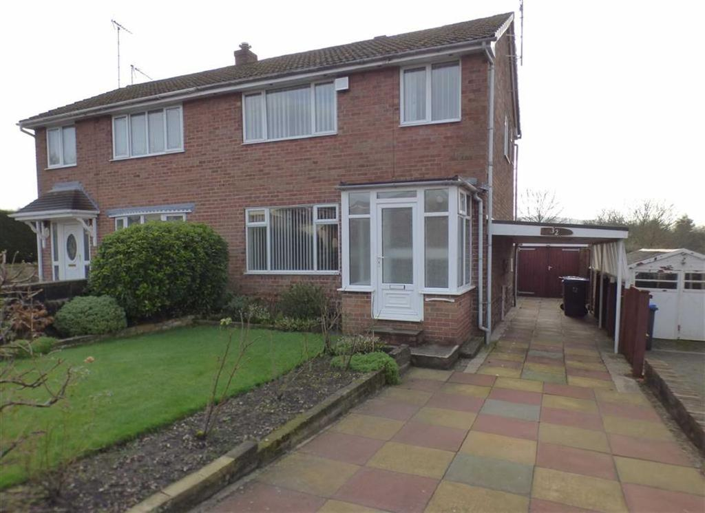 3 Bedrooms Detached House for sale in 32, Thorley Drive, Cheadle
