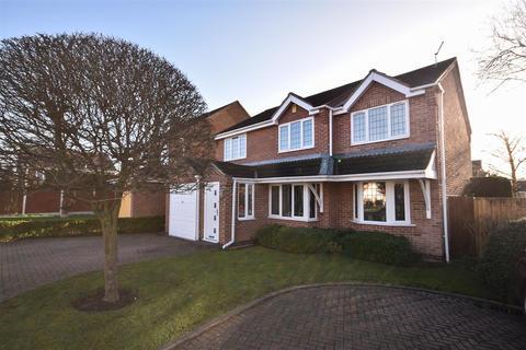 4 bedroom detached house for sale - Dorset Gardens, West Bridgford, Nottingham