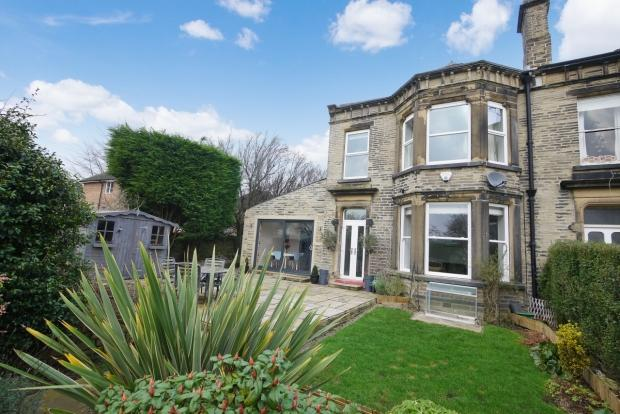 5 Bedrooms End Of Terrace House for sale in Victoria Terrace Hipperholme Halifax