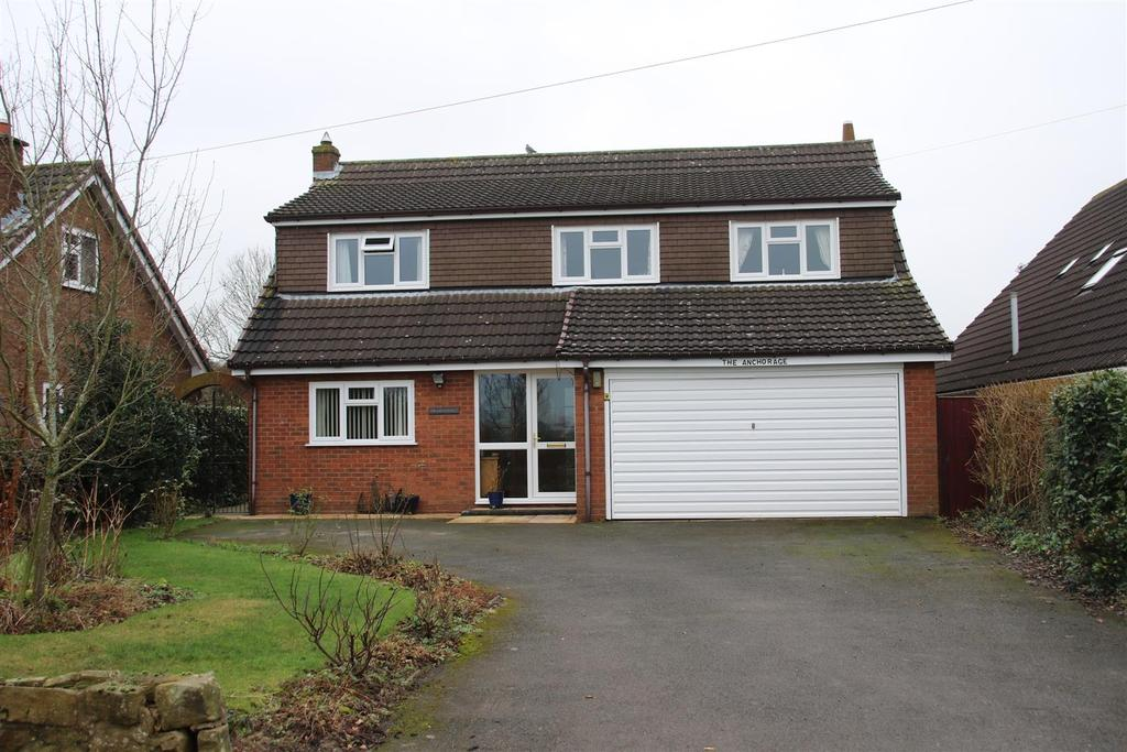 4 Bedrooms Detached House for sale in Newton Lane, Austrey, Atherstone