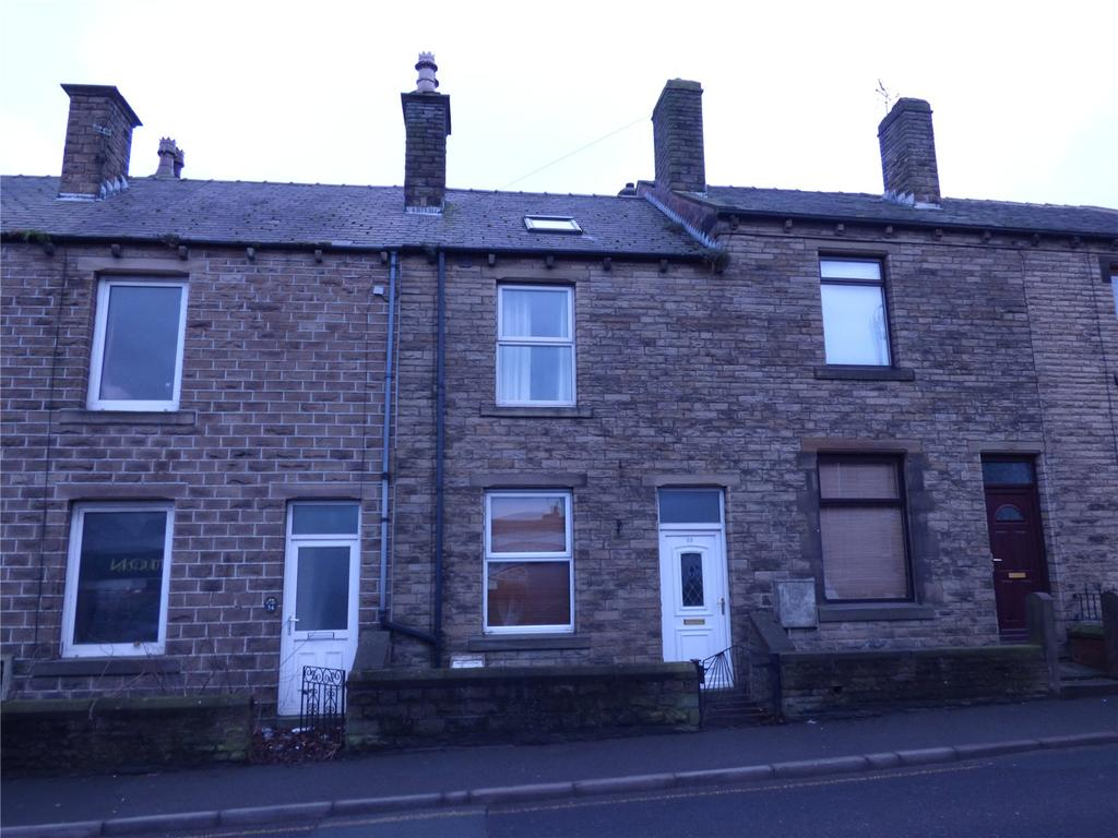 3 Bedrooms Terraced House for sale in Commercial Road, Skelmanthorpe, Huddersfield, West Yorkshire, HD8