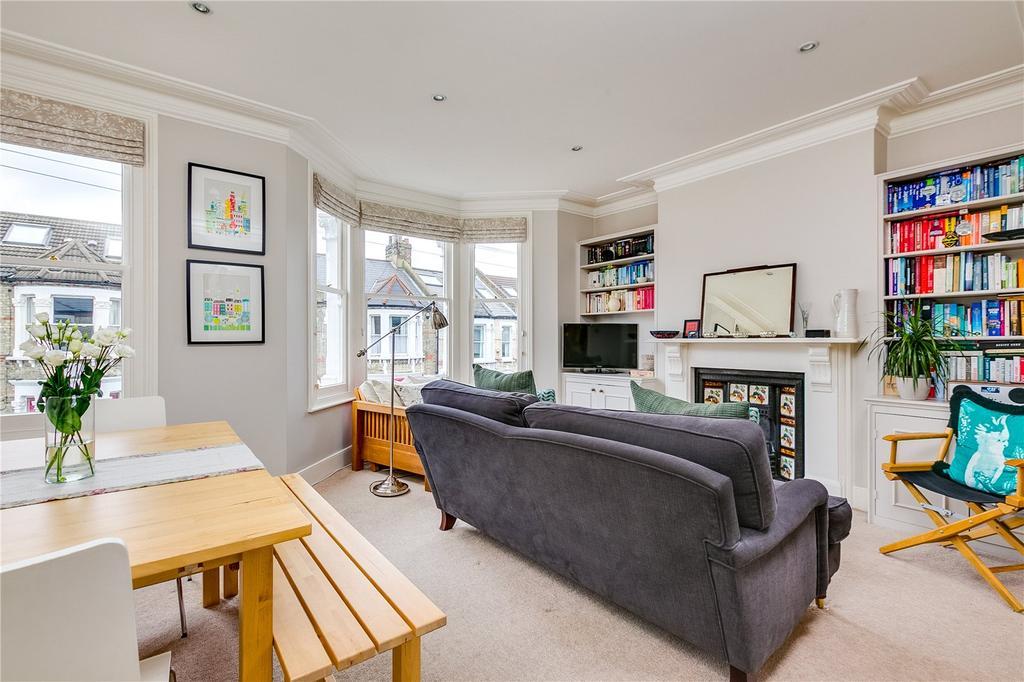 2 Bedrooms Flat for sale in Marmion Road, Battersea, London