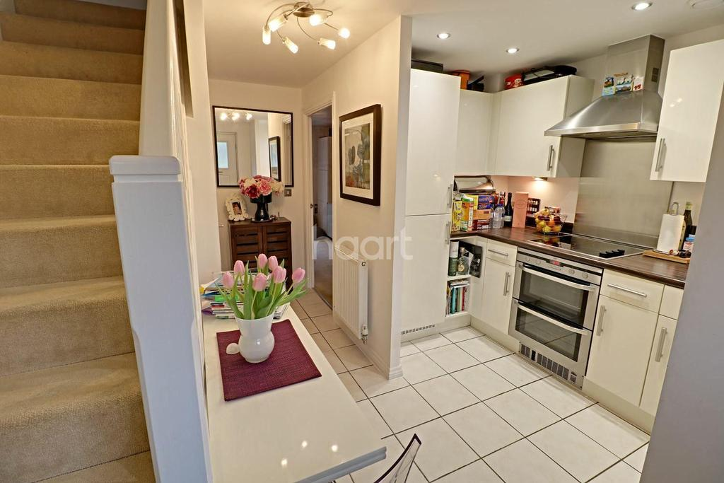 2 Bedrooms End Of Terrace House for sale in Richmond Road, Colchester, CO2