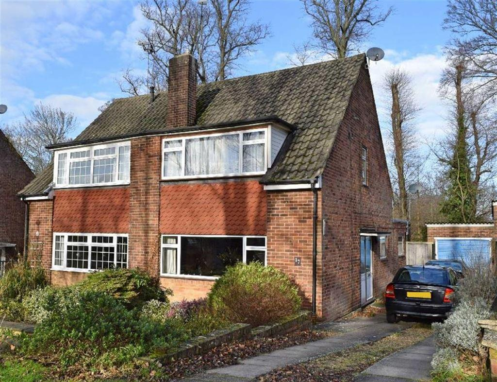 3 Bedrooms Semi Detached House for sale in Lakeview Road, Sevenoaks, TN13