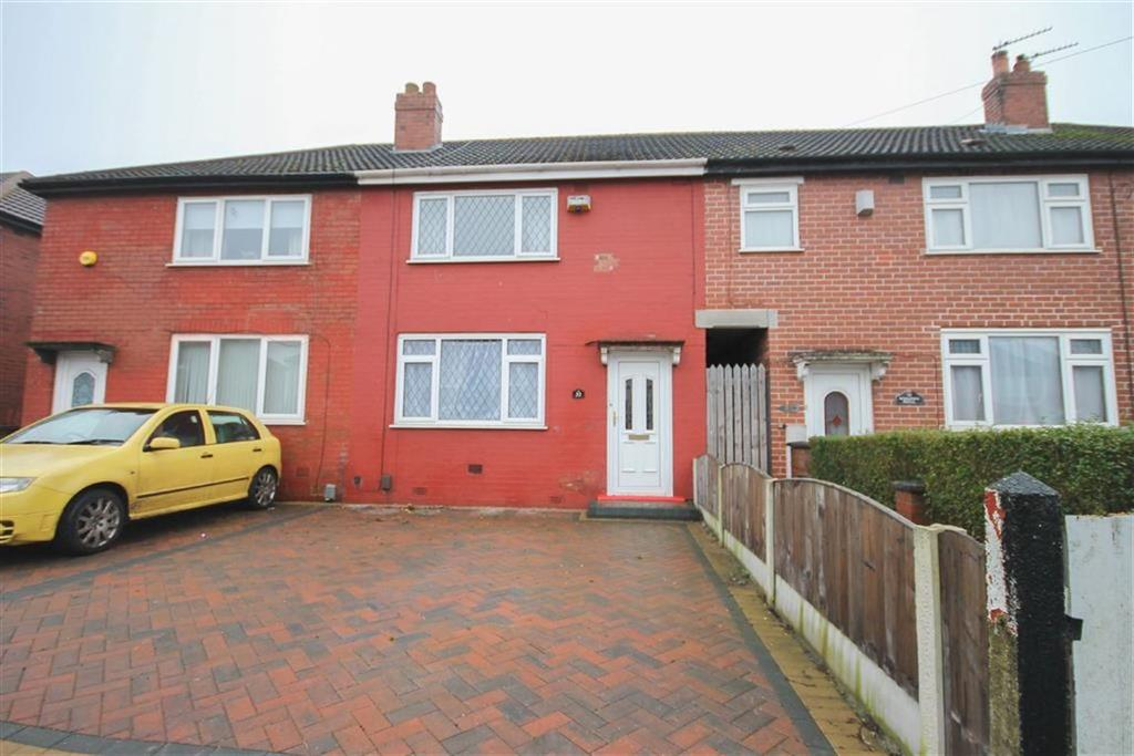 2 Bedrooms Terraced House for sale in Fovant Crescent, Reddish, Stockport