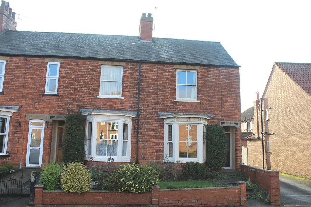 3 Bedrooms Terraced House for sale in Beverley Road, Market Weighton, York