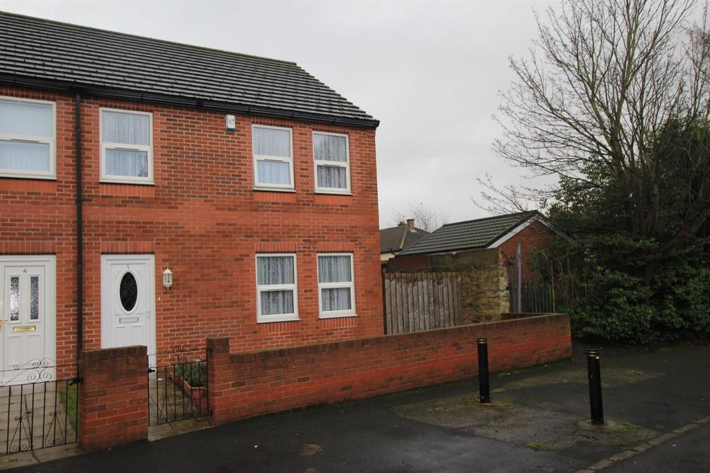3 Bedrooms Semi Detached House for sale in Brancepeth Place, Shildon