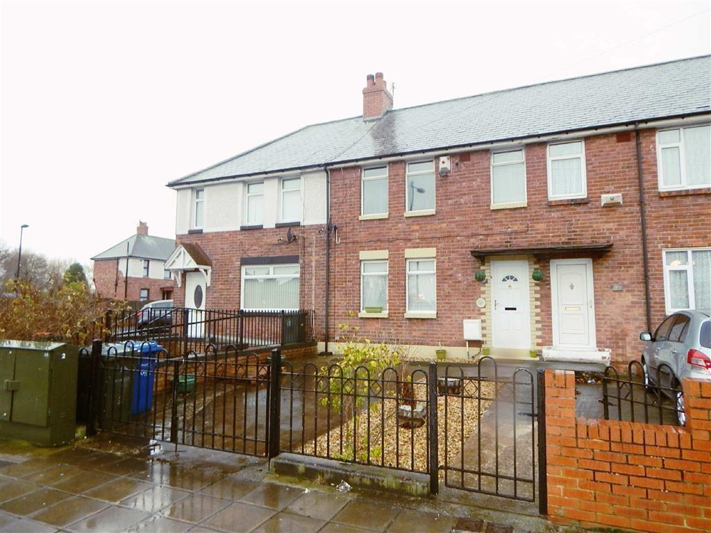 3 Bedrooms Terraced House for sale in St Anthonys Road, Walker, Newcastle Upon Tyne, NE6