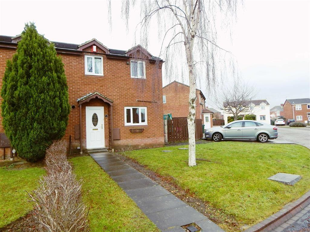 2 Bedrooms Semi Detached House for sale in Mullen Gardens, Wallsend, Tyne And Wear, NE28