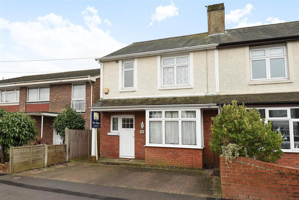 4 Bedrooms Semi Detached House for sale in Kings Avenue, Chichester