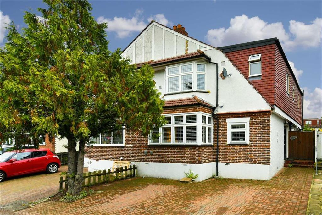 4 Bedrooms Semi Detached House for sale in Ewell By Pass, Ewell, Surrey
