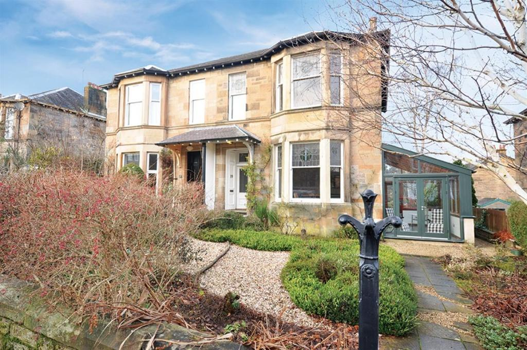 4 Bedrooms Semi-detached Villa House for sale in 19 Holmhead Road, Old Cathcart, G44 3AS