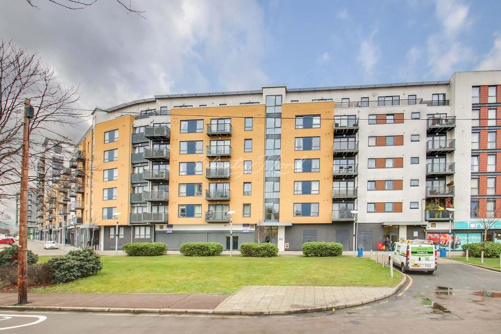 2 Bedrooms Flat for sale in Tarves Way, Greenwich , London,SE10 9JP