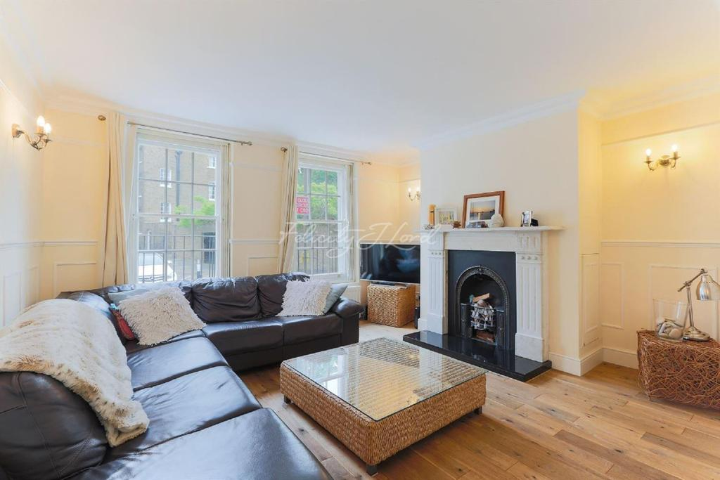 3 Bedrooms End Of Terrace House for sale in Royal Hill, Greenwich, SE10 8RT
