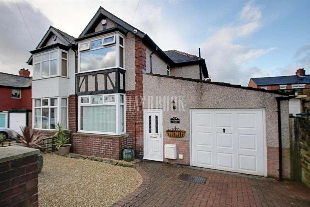 3 Bedrooms Semi Detached House for sale in Cotswold Road, Hillsborough