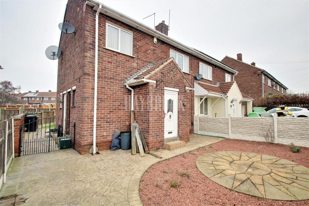 3 Bedrooms Semi Detached House for sale in Maple Road, Mexborough