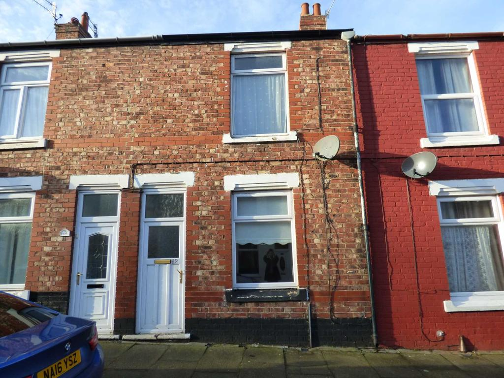 2 Bedrooms Terraced House for sale in Coronation Street, Carlin How