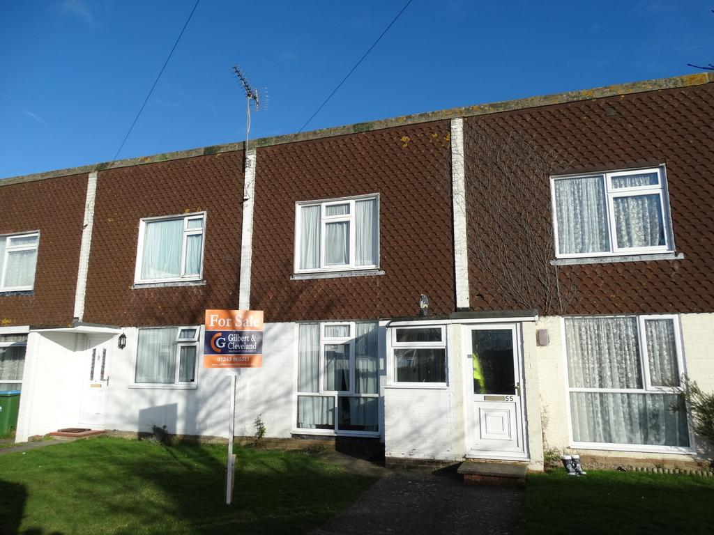 3 Bedrooms Terraced House for sale in Pagham, Bognor Regis