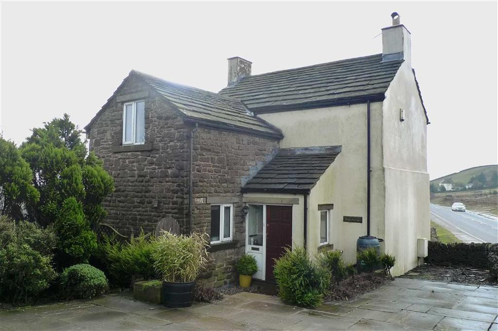 3 Bedrooms Detached House for sale in Quarnford, Nr Buxton, Derbyshire