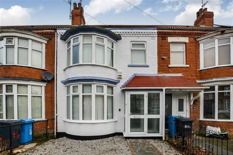 3 bedroom terraced house for sale - Welwyn Park Road, Hull, HU6