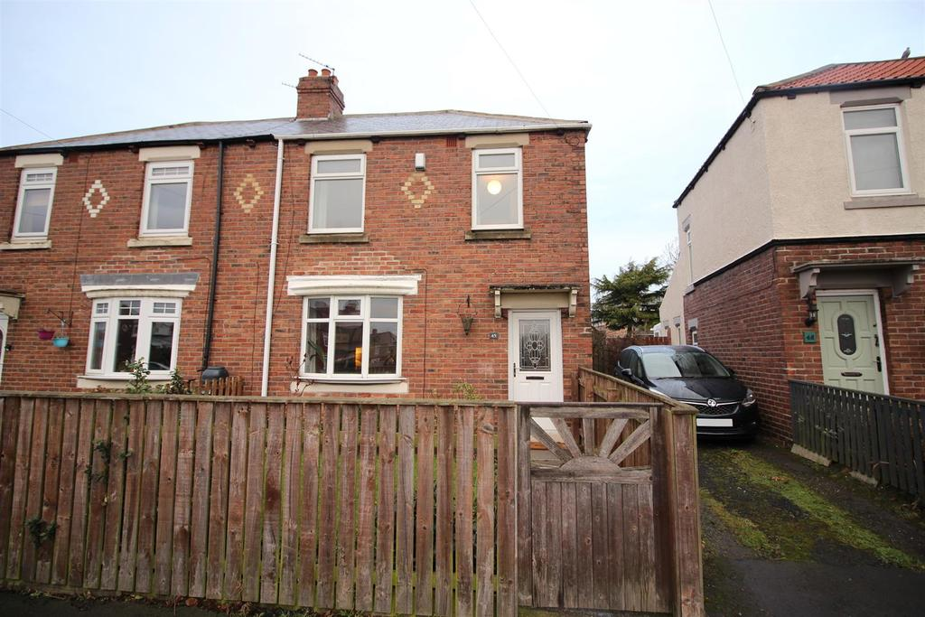 2 Bedrooms Semi Detached House for sale in Glebe Crescent, Newcastle Upon Tyne