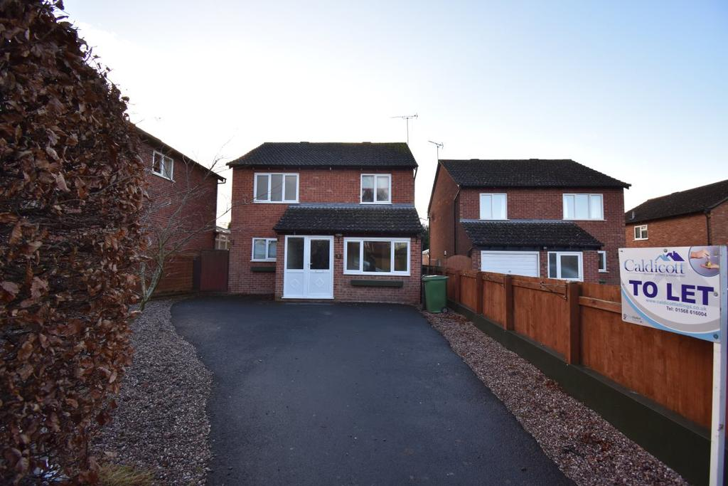 4 Bedrooms Detached House for rent in Radnor View, Leominster