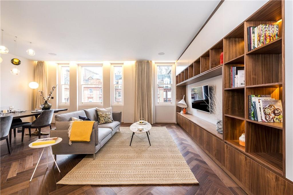 3 Bedrooms Flat for sale in Harrington Gardens, South Kensington, London, SW7