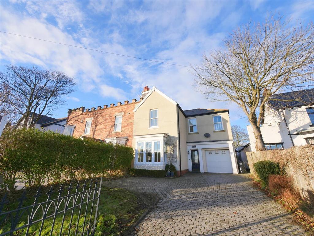 5 Bedrooms Semi Detached House for sale in Moor Lane, Whitburn, Sunderland