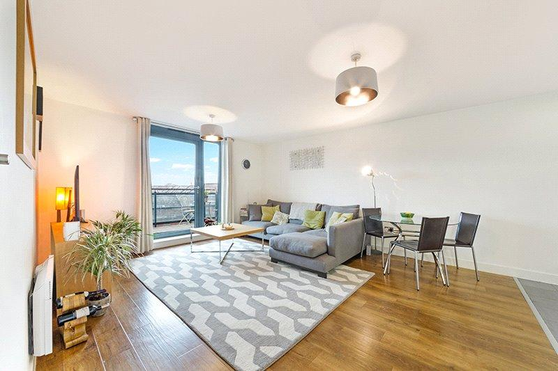 2 Bedrooms Flat for sale in Eluna Apartments, 4 Wapping Lane, London, E1W