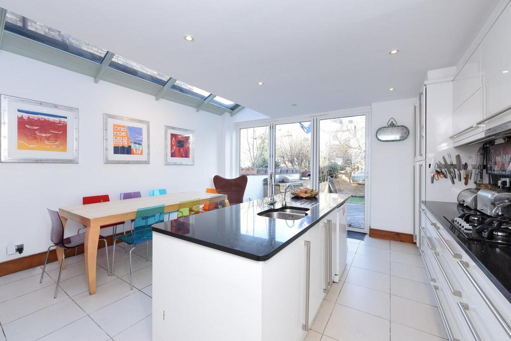 4 Bedrooms Terraced House for sale in Bryanstone Road, Crouch End