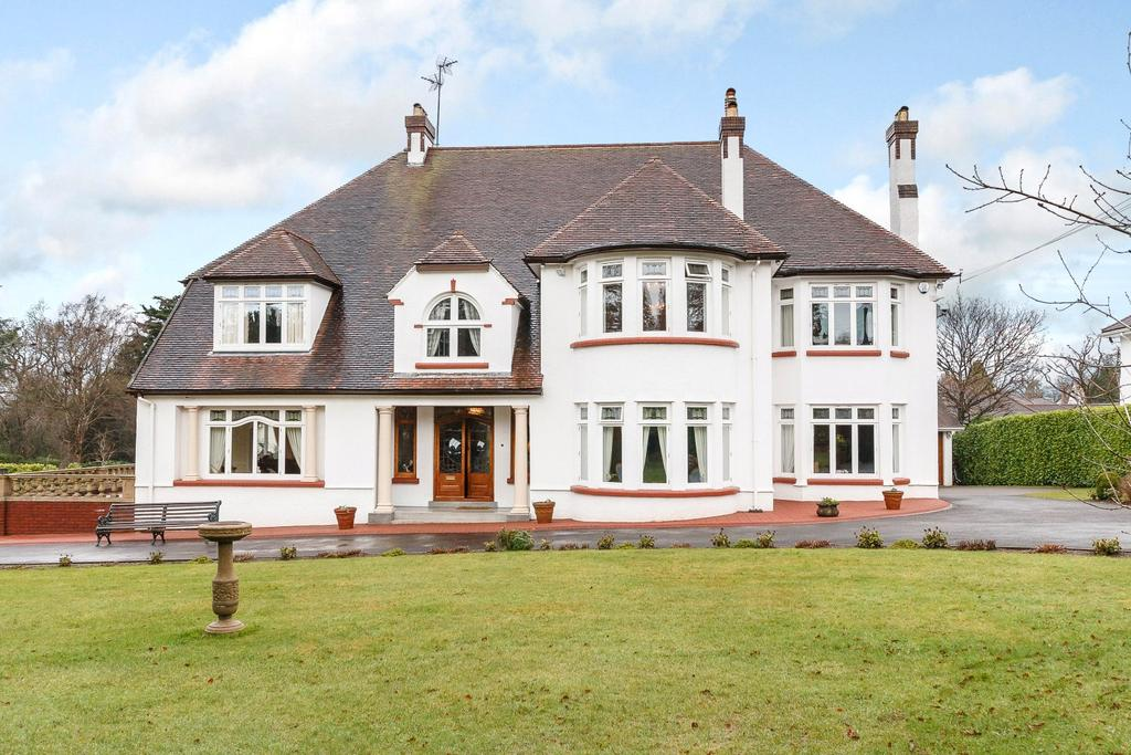 6 Bedrooms Detached House for sale in Llandennis Avenue, Cardiff, CF23
