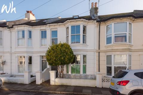 4 bedroom terraced house to rent - Connaught Terrace, Hove BN3