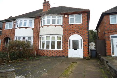 3 bedroom semi-detached house for sale - Ainsdale Road, Western Park, Leicester, LE3