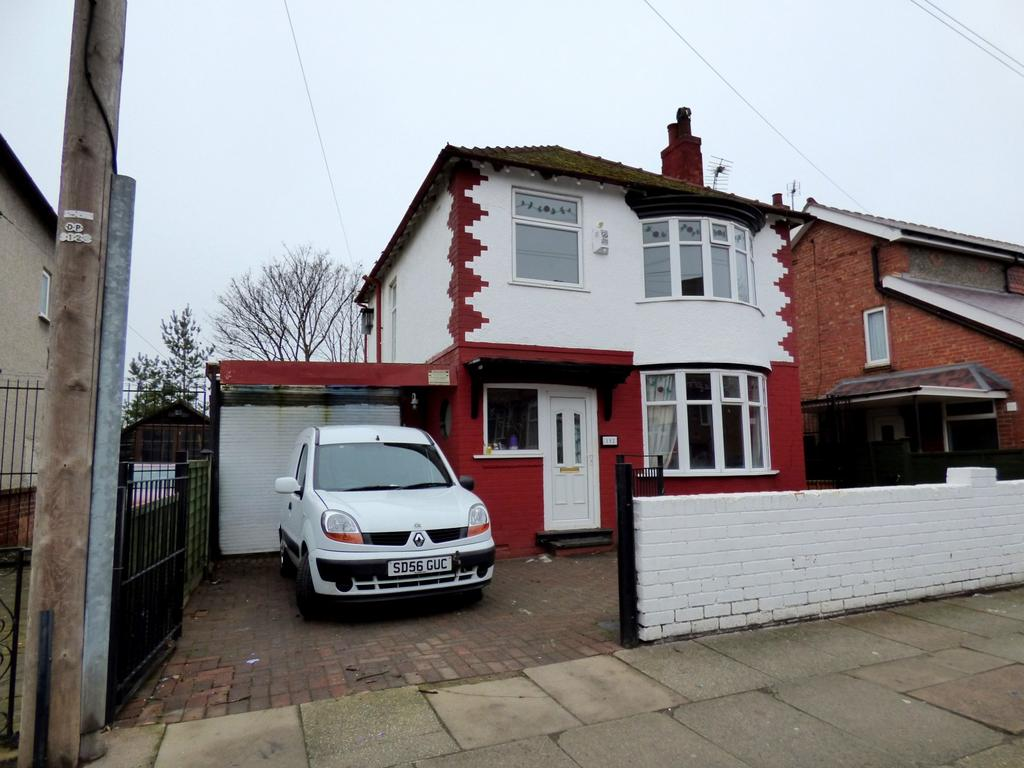 3 Bedrooms Detached House for sale in Clifton Road, Darlington, DL1