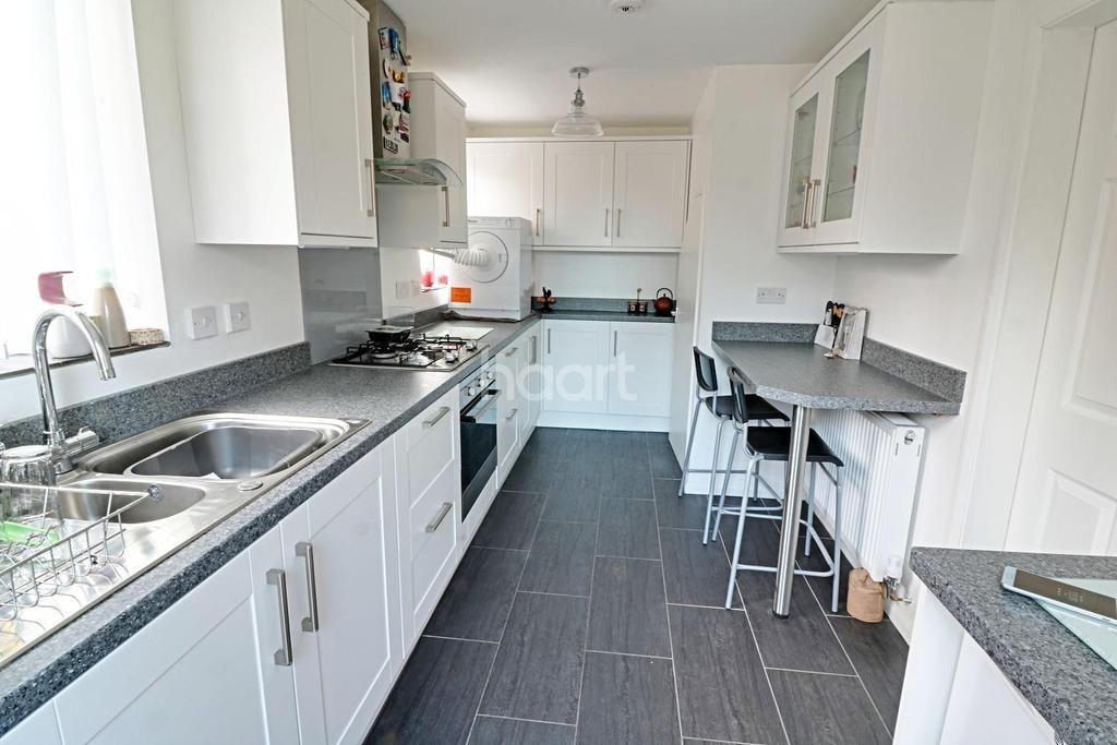 3 Bedrooms End Of Terrace House for sale in Prendwick Gardens, Bestwood Park, Nottingham