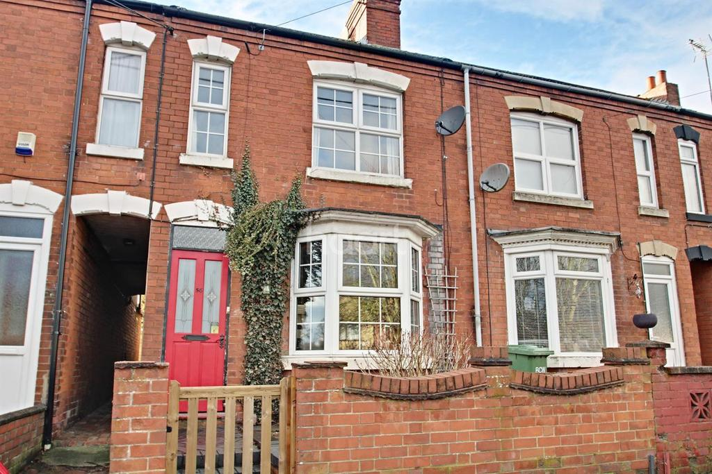 2 Bedrooms Terraced House for sale in Farndish Road, Irchester