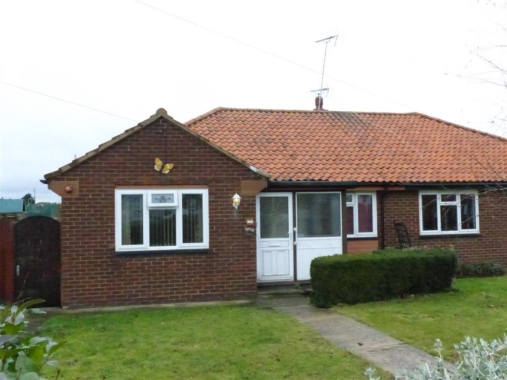 3 Bedrooms Semi Detached Bungalow for sale in Linden Way, Canvey Island